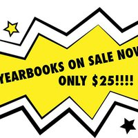 Yearbooks Now $25