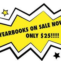 Yearbooks Now $25