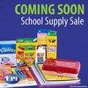 school supplies soon